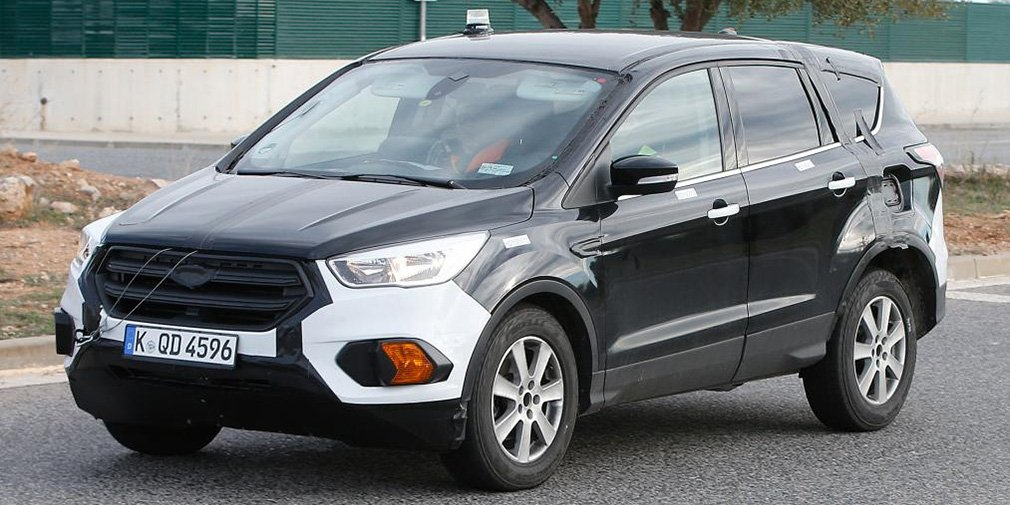 Ford Kuga 2020 года: обзор