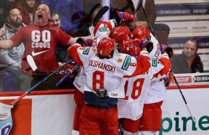 Молодежный ЧМ по хоккею 2019-2020