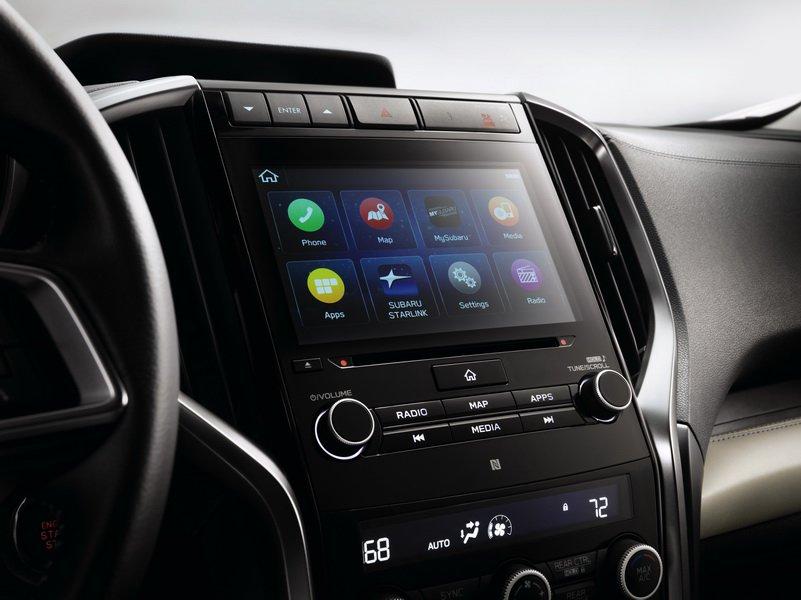 Новинка Subaru Legacy в 2020 году