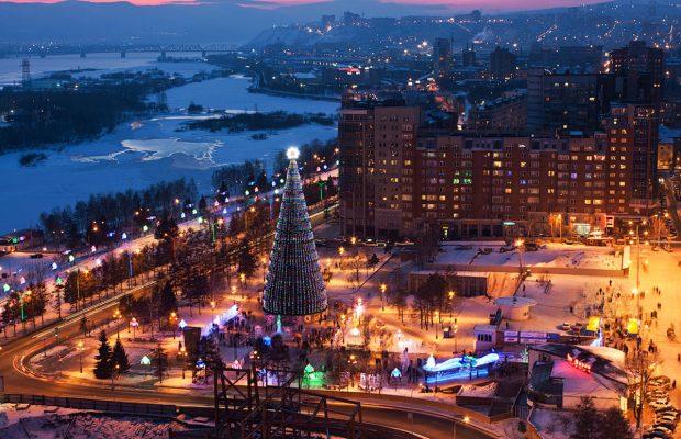 Выходные на Новый 2020 год Крысы в Красноярске