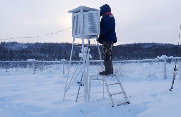 МетеоПрогноз на зиму 2019-2020 в Красноярске