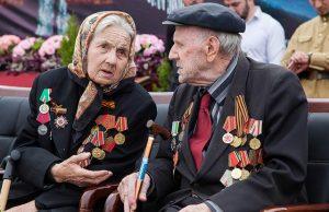 Пенсии ветеранам войны в 2020 году: увеличение