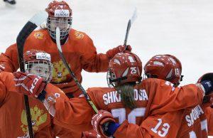Чемпионат мира по хоккею 2020: женщины