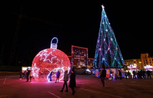 Выходные на Новый год в Волгограде в 2020 году: где провести