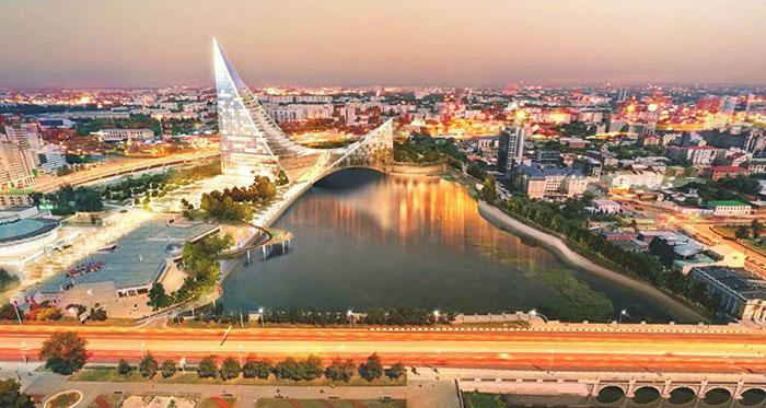 Шос и брикс в Челябинске в 2020 году